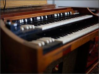 Tone Wheel Organ