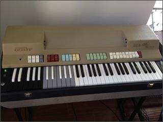 Transistor Organ 1d