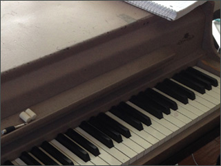 Electric Piano - Reed