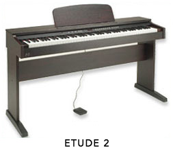 Williams Etude Mk II