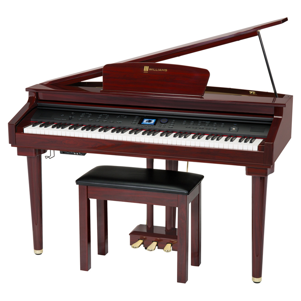 Williams Symphony Grand Red Mahogany