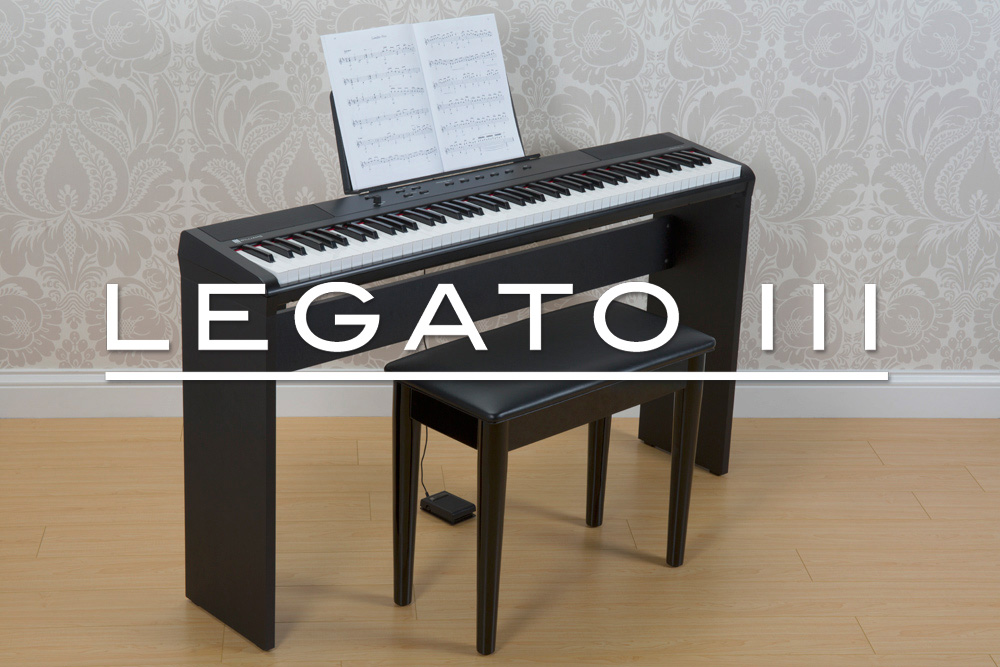 Williams Legato III Digital Piano