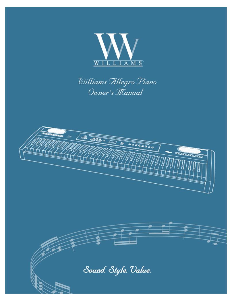 Williams Allegro Manual