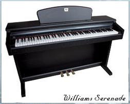 Williams Serenade Digital Piano