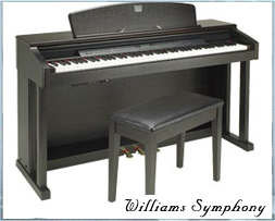 Williams Symphony Digital Piano