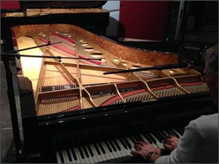 Italian Concert Grand Piano