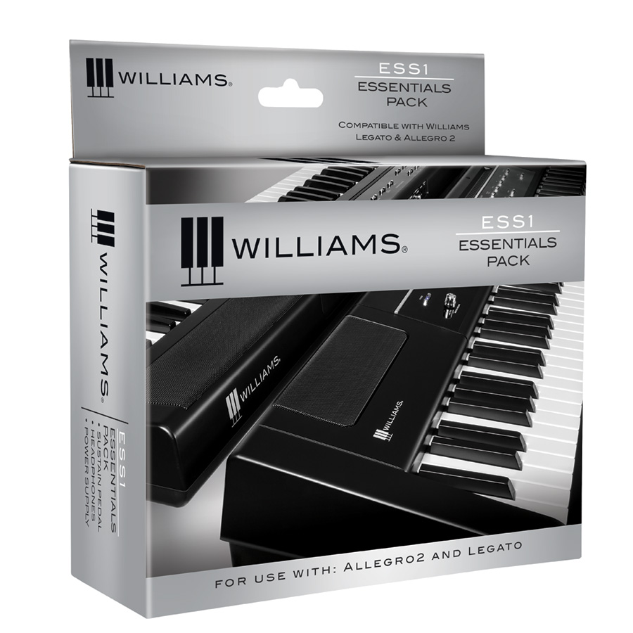 Williams ESS1 Essentials Pack