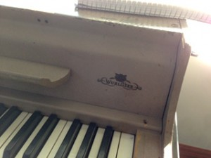 Electric Piano Reed Sounds