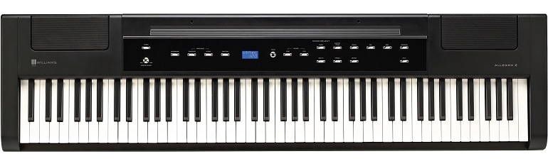 Keyboard Magazine Review of the Allegro 2