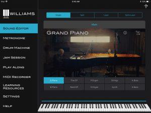 The Williams App