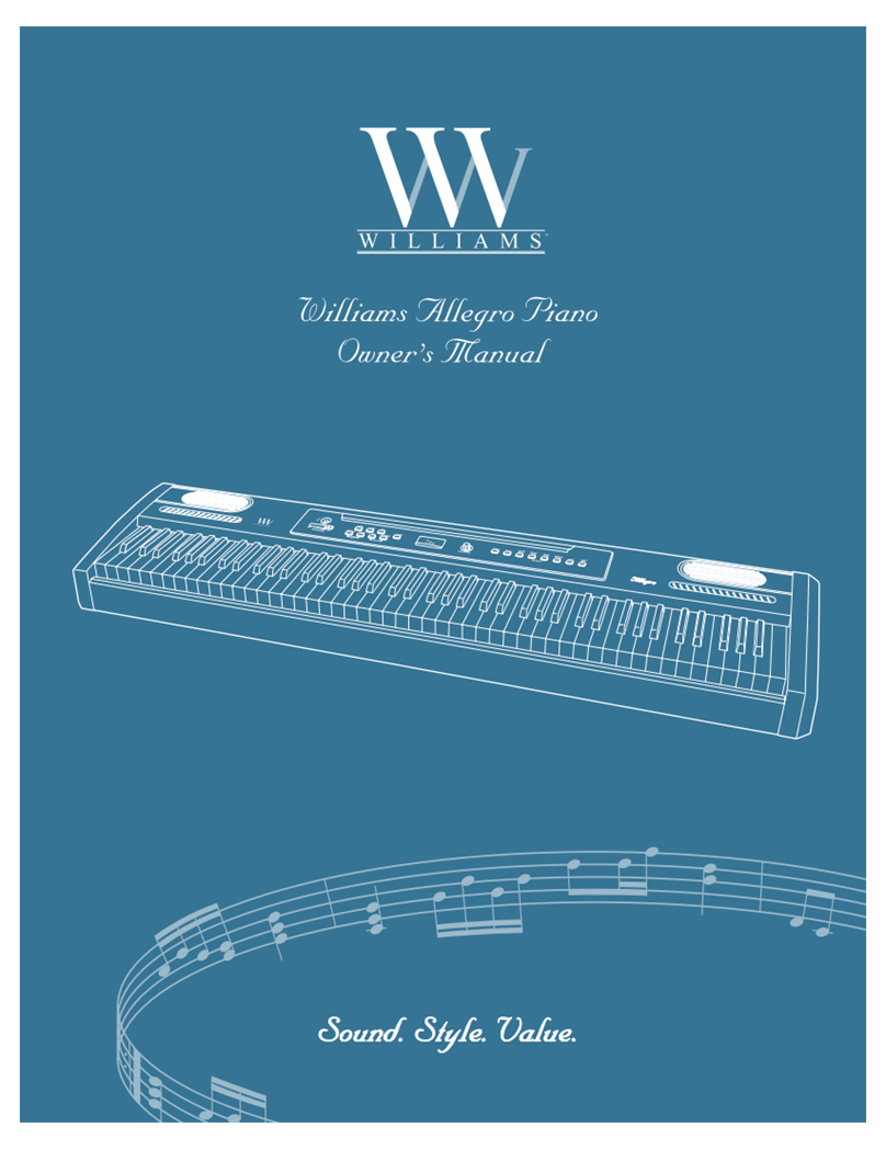 Williams Allegro Manual