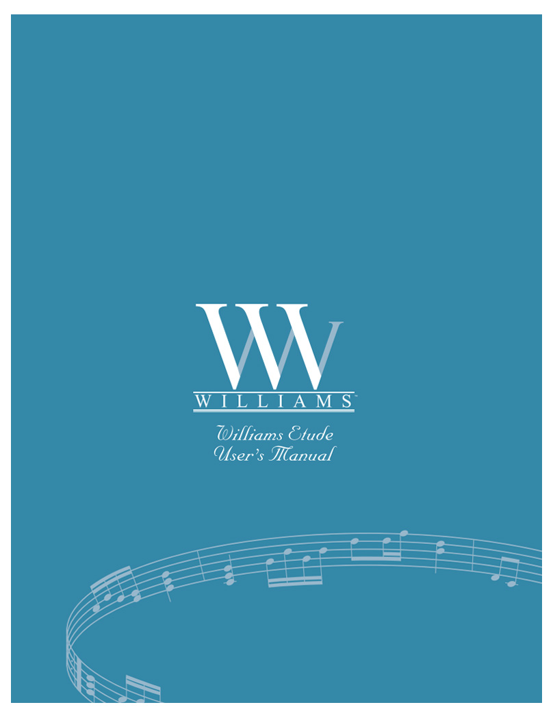Williams Etude Manual