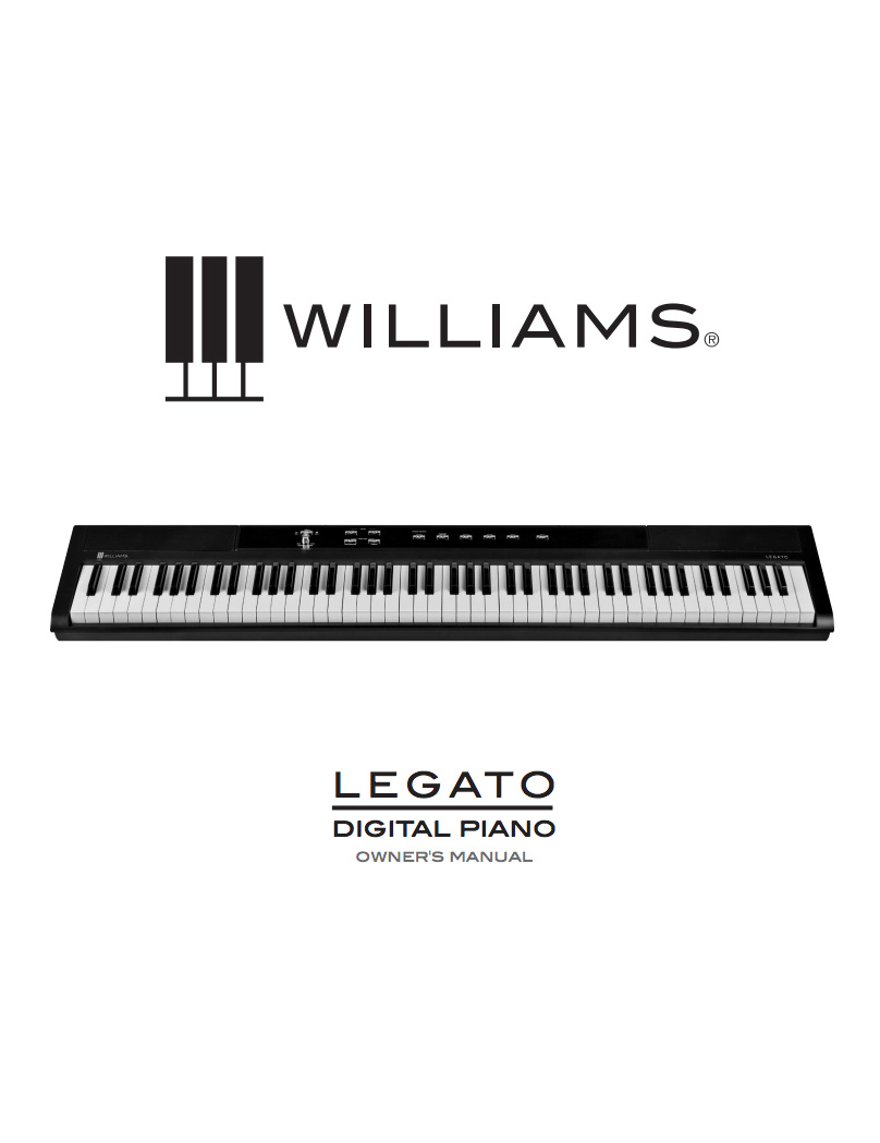 Williams Legato Manual