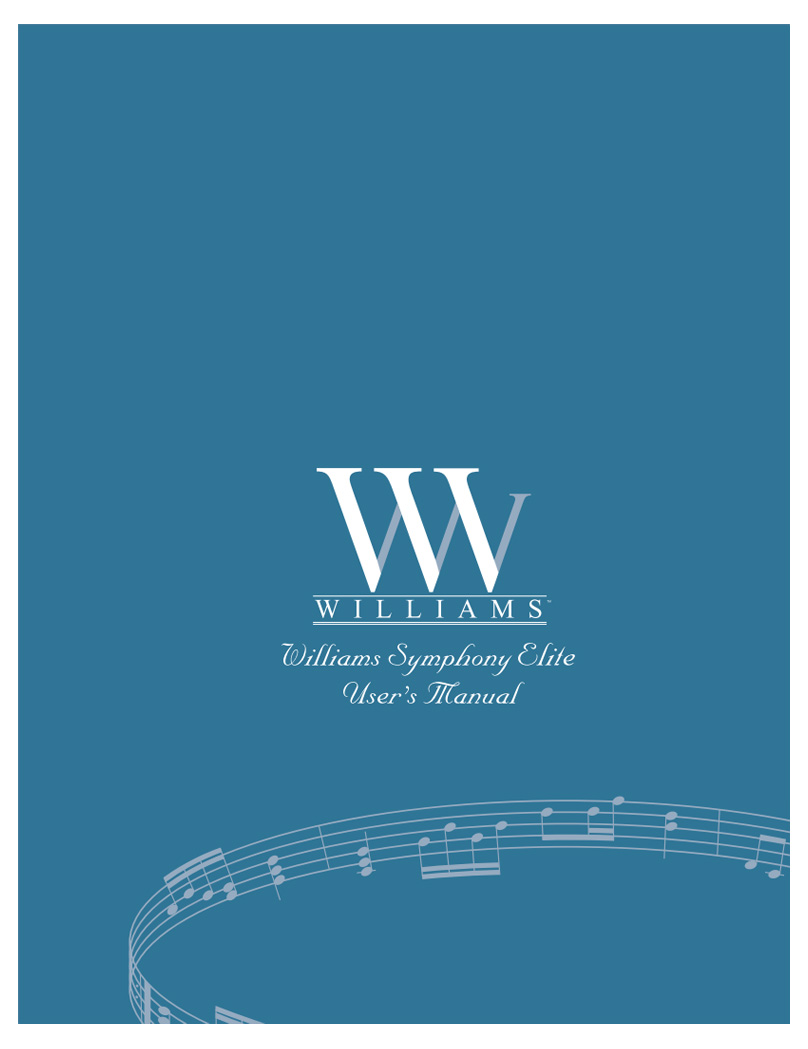 Williams Symphony Elite Manual