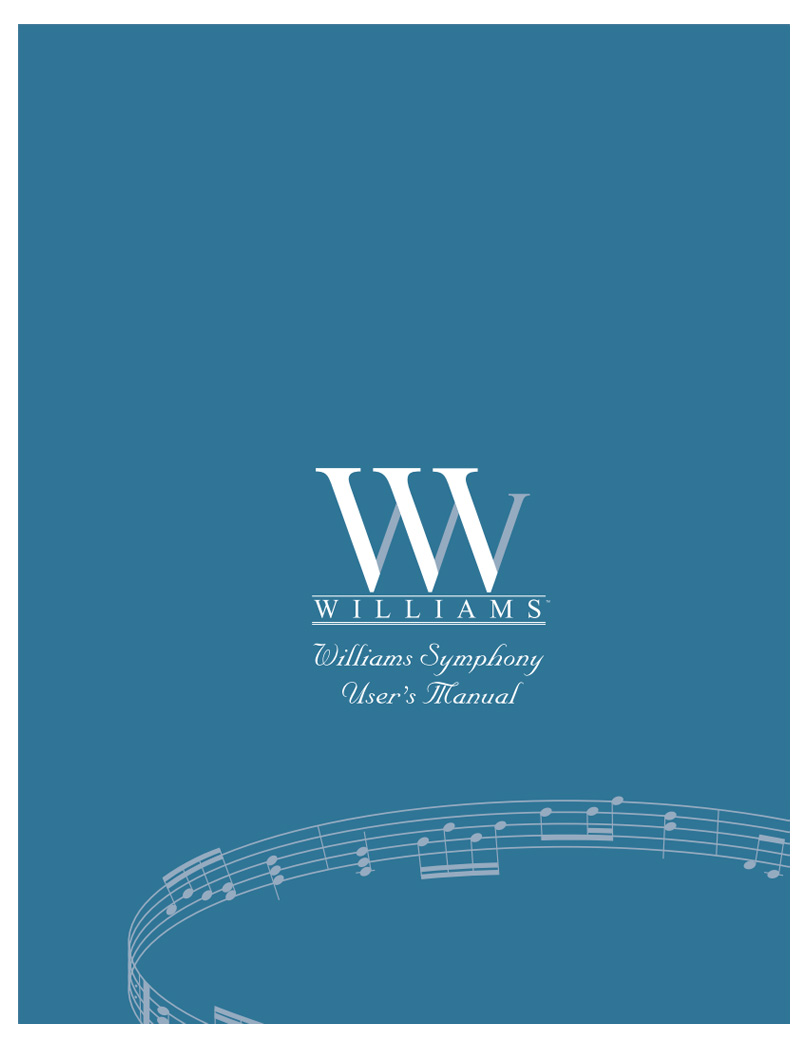 Williams Symphony Manual