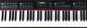 Williams Symphony Grand II Keybed