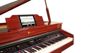 Williams Symphony Grand II Red Mahogany