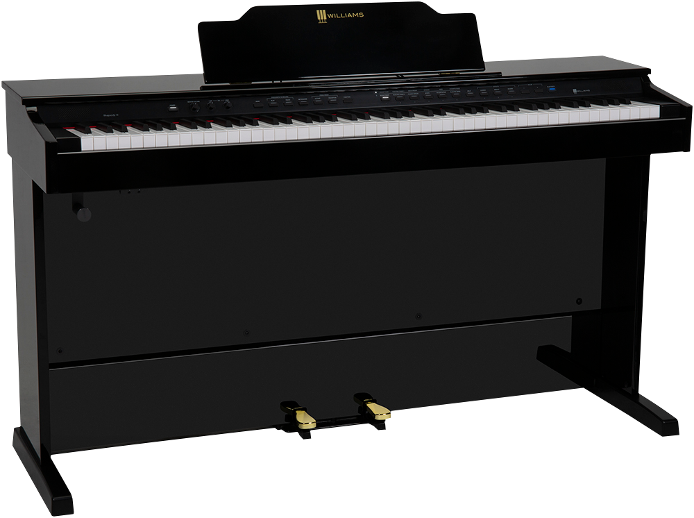 Williams Symphony Grand II Front View