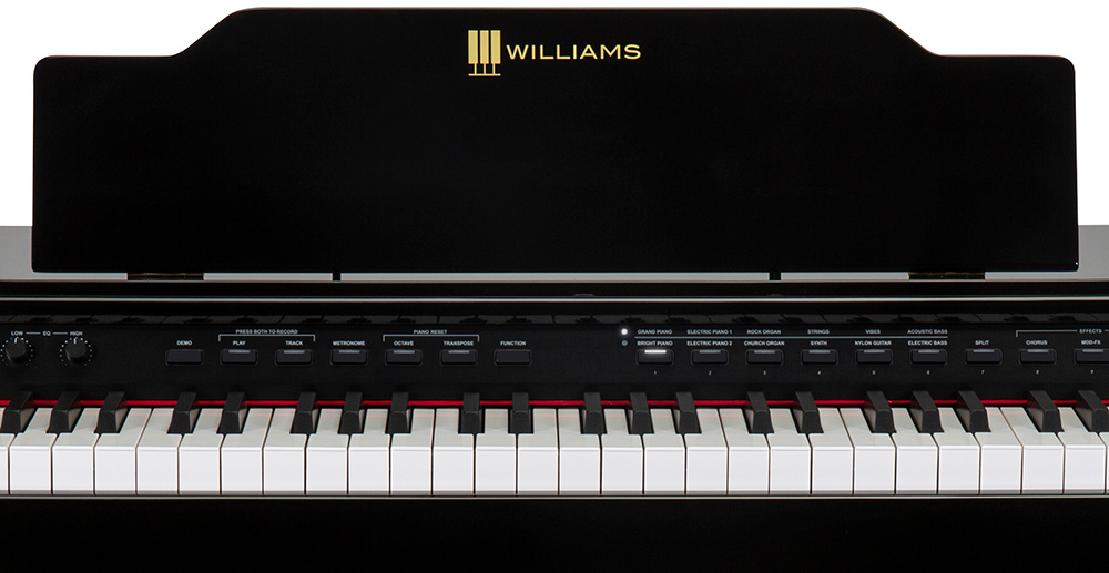 Williams Rhapsody III Ebony
